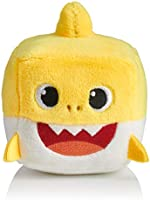 WowWee Pinkfong Baby Shark Official Song Cube - Baby Shark, 3 inches