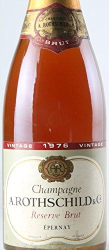 ROTHSCHILD ALFRED Réserve Brut 1976, Champagne