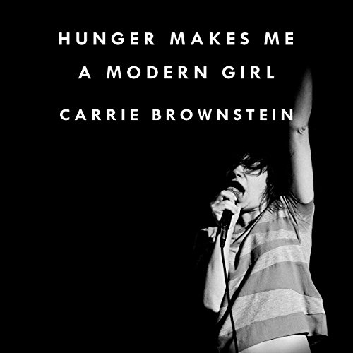 Hunger Makes Me a Modern Girl cover art