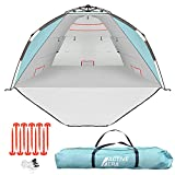 Best Beach Shelters - Active Era® Luxury Beach Tent – 3-4 Person Review