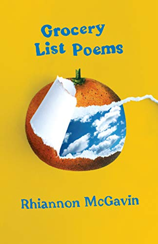 Grocery List Poems
