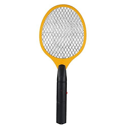 GSDJU Elettrico Zanzariera Killer Batteria Cordless Potenza Elettrica Zanzara Swatter Bug Zapper Racchetta Insetti Killer Bug Zapper