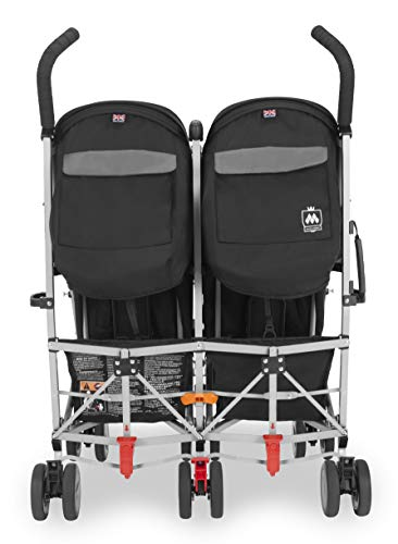 Maclaren Twin Triumph Stroller- Lightweight, Compact and Easy to...