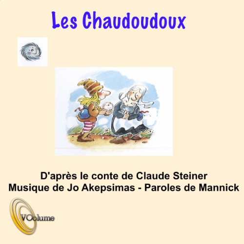 Les chaudoudoux audiobook cover art