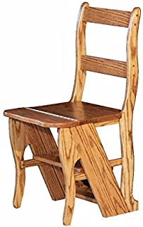 Best amish step stool chair Reviews