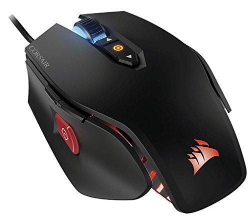 Corsair Gaming M65 PRO RGB FPS Scroll-Rad, PC-Maus, PC/Mac, 2-Wege, Gaming Produkt