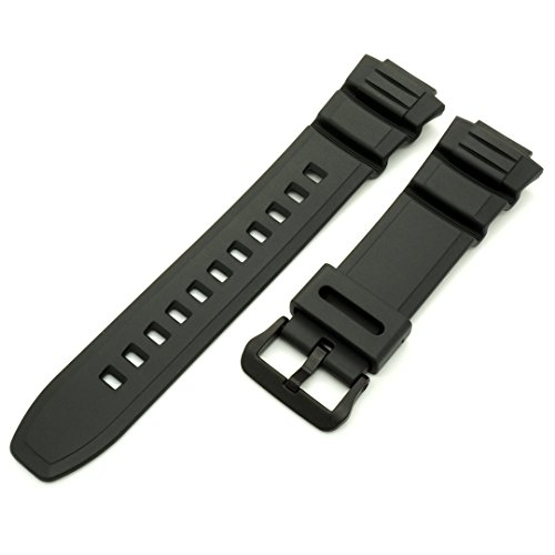 CASIO Genuine Watch Band Strap f/ MCW100 MCW-100 MCW100H-1A2V WS-220 WS220-1BV