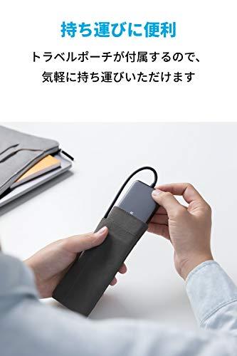 Anke(アンカー)『PowerExpand+7-in-1USB-CPDイーサネットハブ』