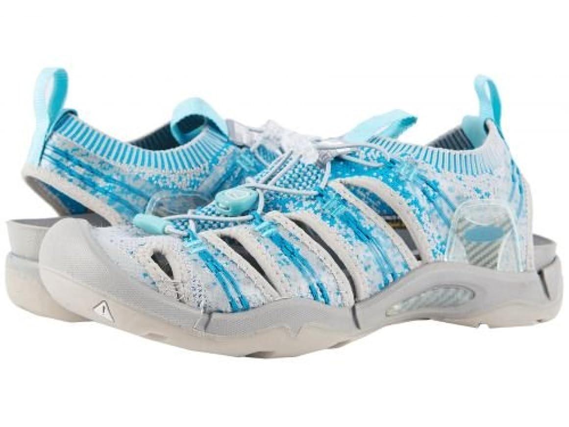 項目思春期イデオロギーKeen(キーン) レディース 女性用 シューズ 靴 サンダル Evofit One - Paloma/Lake Blue [並行輸入品]
