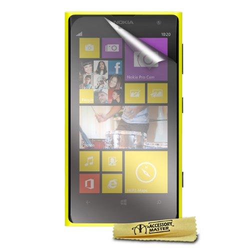 Accessory Master - Protectores de pantalla para Nokia Lumia 720 (10 unidades)