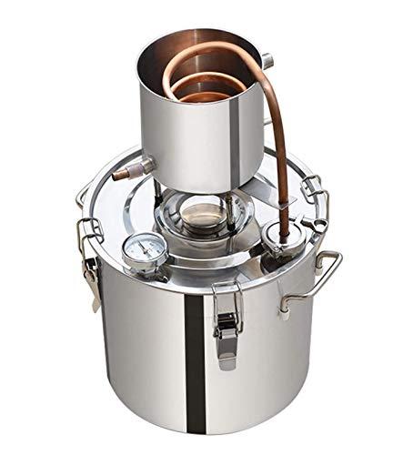 Wasserbrenner Innenreinigerfilter Aus Edelstahl, 12 L Wasser Destilliergerät.