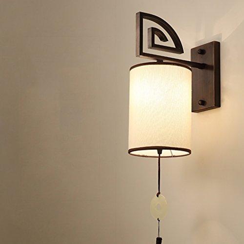 Lampe de mur de chambre à coucher (style : A)