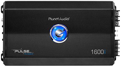 Planeta Audio pl3000.23000W 2canales 2Ohm establo amplificador con Control remoto de subwoofer