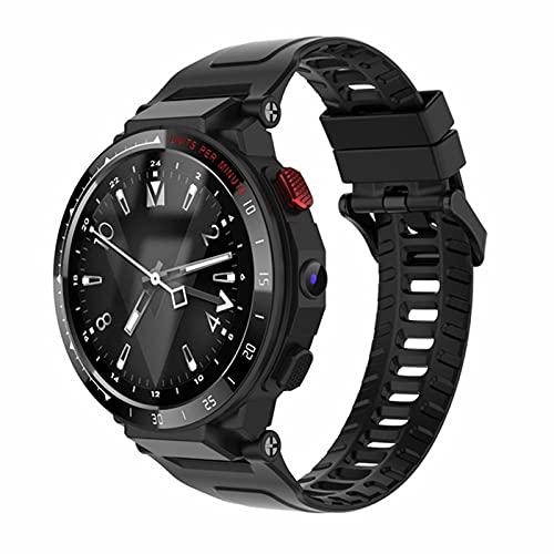 LES4 4G Smart Watch Android 1,6 Pulgadas Display 900mAh GPS Reloj Inteligente con Tarjeta SIM 2021 Reloj móvil de iOS para Hombre