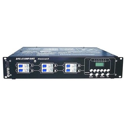 Eurolite 70064125 DPX-610 MP DMX Dimmerpack