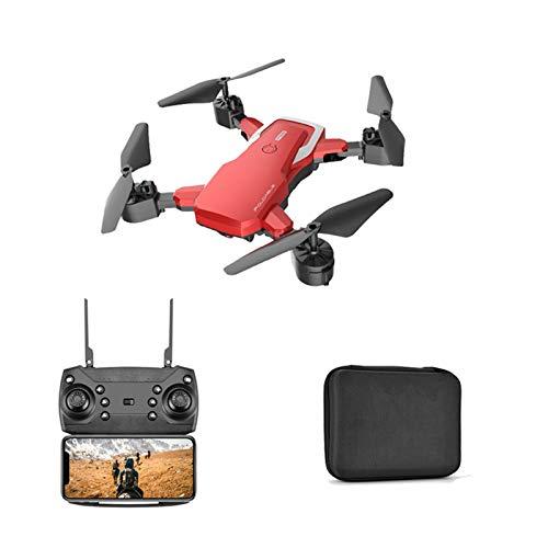 OYZK Drone 4K HD Cámara Profesional Photography Helicopter 360 Grado Flip Foldable Quadcopter (Color : F85 4K Red Bag 3B)