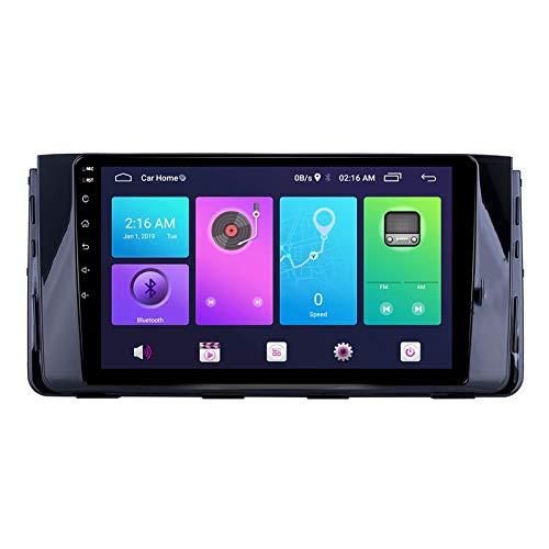 Nav Android 9.0 Car Stereo Double DIN para Hyundai H350 206-2020 Navegación GPS Unidad Principal de 9 Pulgadas Reproductor Multimedia MP5 Receptor de Video y Radio con 4G WiFi DSP Carplay