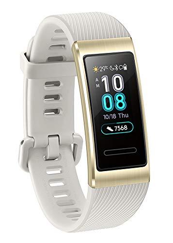 Huawei Band 3 Pro Smartwatch Fitness Uhr Schrittzähler Sport Wasserdicht Gold