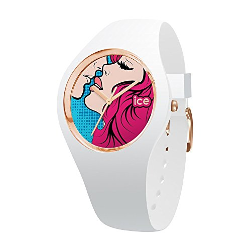[アイスウォッチ] ICE-WATCH 腕時計 Ice love kiss medium ICWomens japanese-quartz watch 日本製クォーツ...