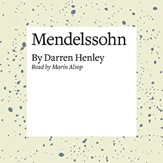 Mendelssohn cover art