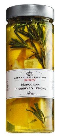 Moroccan Preserved Lemon, marokkanische Salzzitronen