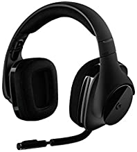 Logitech G533 Wireless Gaming Headset – DTS 7.1 Surround Sound – Pro-G Audio Drivers