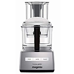 Multifunctional - perfect for slicing, grating, chopping, kneading, whisking and blending Powerful 950 W motor automatically adjusts it's power depending on what's in the bowl Large 3L capacity, ideal for large families Quiet Mark accredited 30-year ...