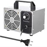 Generador de ozono Comercial 20g / 24g / 28g, máquina de ozono Industrial O3 Eliminador de olores Naturales y purificador de Aire Comodidad Limpiador Comercial de Acero Inoxidable