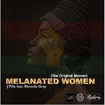 Melanated Women (The Original Woman)