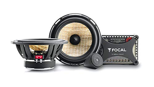 "Focal PS165FX Flax 6.5"" 2-Way Component kit, RMS: 80W - MAX: 160W"