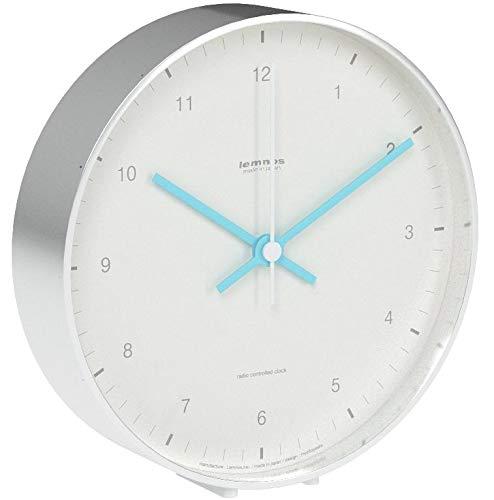 LemnosMIZUIRO電波時計ホワイトLC07-06WH