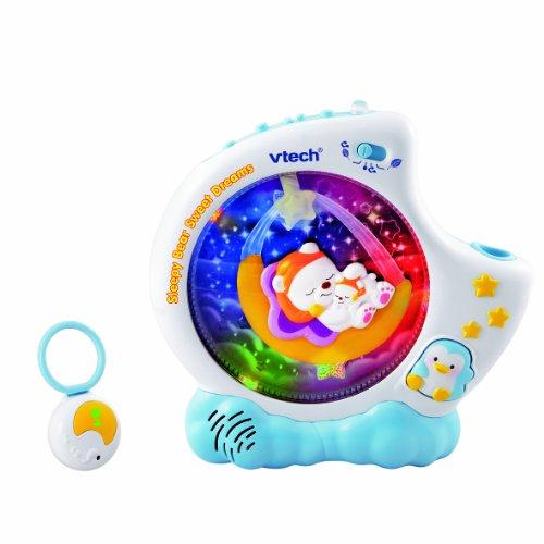 VTech Klanggerät Sleepy Bear für süße Träume von Babys