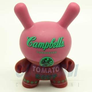 Andy Warhol Dunny Series Campbells 2/20 Kidrobot Vinyl Mini-Figure