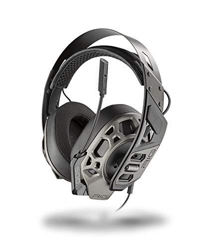 Plantronics RIG 500 Pro Esports Edition Casque Audio Binaural Bandeau Gris - Casques Audio (PC/Jeux, Binaural, Bandeau, Gris, avec Fil, 1,3 m)