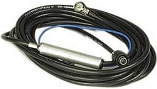 RTA 204.002 0 Verlängerungskabel mit Stromeinspeisung für Antennenverstärker, 450cm, 75 Ohm Kabel mit 'Raku 2' Stecker