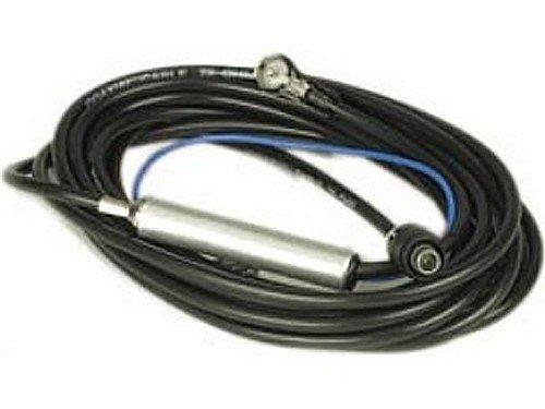 RTA 204.002-0 Verlängerungskabel mit Stromeinspeisung für Antennenverstärker, 450cm, 75 Ohm Kabel mit
