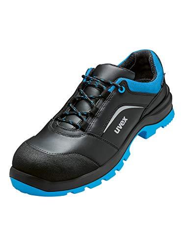 Uvex 2 Xenova Chaussures de sécurité S3 en Cuir Bleu/Noir