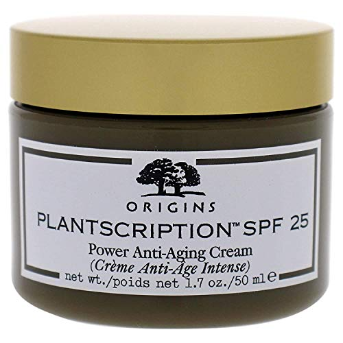 Origins Plantscription SPF 25 Power Anti-Aging Cream, Clear, 1.7 Ounce