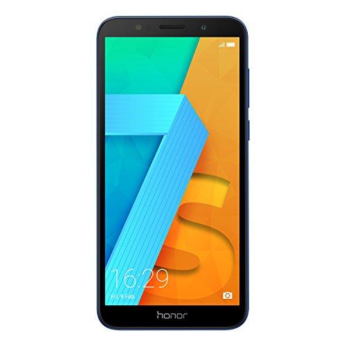 Honor 7S 13,8 cm (5.45') 2 GB 16 GB Doppia SIM 4G Blu 3020 mAh