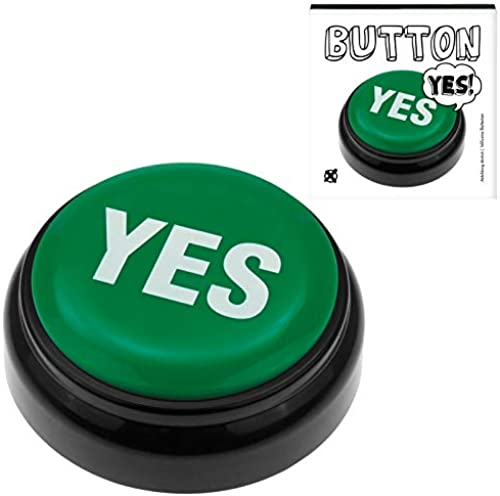 Kingdiscount 36 Stück Button Yes Buzzer