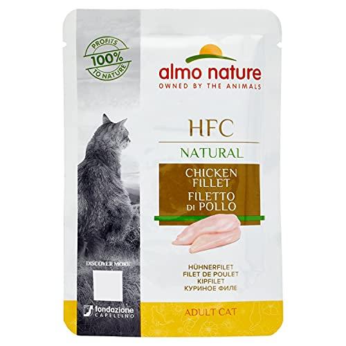 almo nature Classic Nature Filet de Poulet Adult Cat 55 g