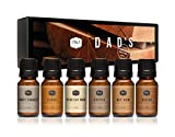 P&J Trading Fragrance Oil | Dad's Set of 6 - Scented Oil for Soap Making, Diffusers, Candle Making, Lotions, Haircare, Slime, and Home Fragrance