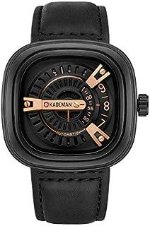 KADEMAN Casual Watch For Unisex Analog Leather - 365B