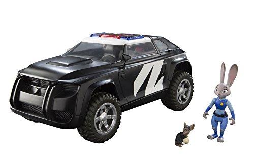 Bizak Zootropolis -  Vehículo Deluxe Hopps Police 30690903