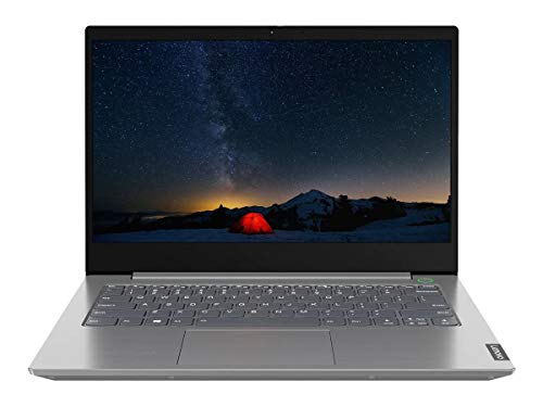 "Lenovo_ThinkBook_14 Business Notebook (Intel i7-10510U, 16GB RAM, 512GB NVMe SSD, 14.0"" Full HD IPS, Windows 10 Pro) Professional Laptop Computer"