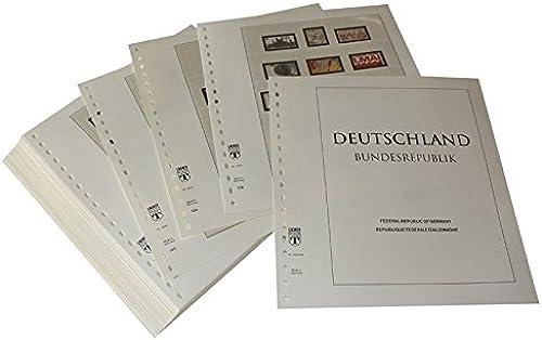 LINDNER Das Original Deutschland - Vordruckalbum Jahrgang 1990-1994