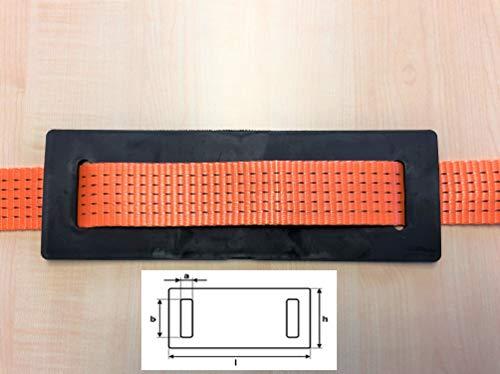 20 Stück Kantenschutzplatte für Zurrgurte, Kantenschutz Spanngurte, Kantenschoner
