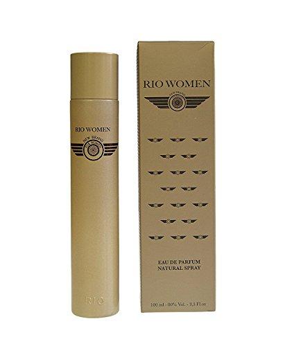 Perfume para mujer Rio Woman de New Brand, 100ml, Eau de Parfum