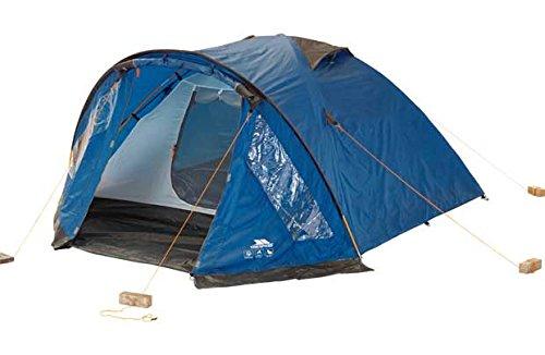 Trespass Tente en forme de dôme pour 4 personnes
