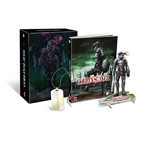Goblin Slayer Vol.1 (Limited Mediabook) (inkl. Sammelschuber, Booklet, Miniaufsteller & Dog Tag) [Blu-ray]